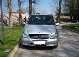 Mercedes Viano 7 places